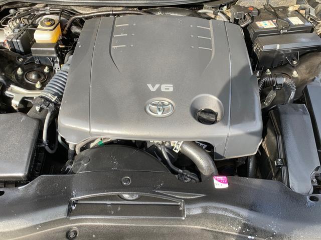 トヨタ マークX 250G リラックスセレクション アルミ キーレス HID