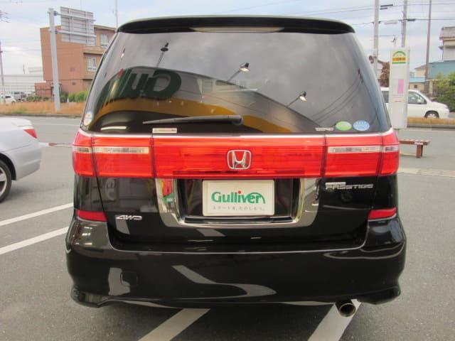 「ホンダ」「エリシオンプレステージ」「ミニバン・ワンボックス」「静岡県」の中古車5