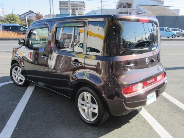 「日産」「キューブ」「ミニバン・ワンボックス」「静岡県」の中古車2