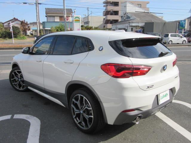 「BMW」「X2」「SUV・クロカン」「静岡県」の中古車2