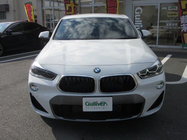 「BMW」「X2」「SUV・クロカン」「静岡県」の中古車5