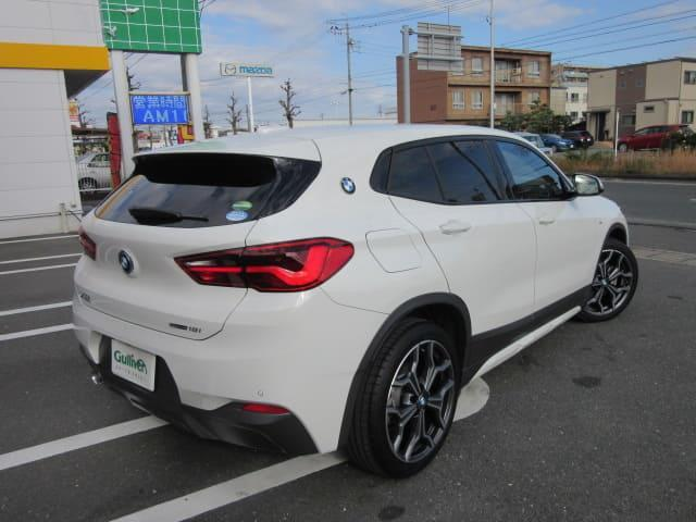 「BMW」「X2」「SUV・クロカン」「静岡県」の中古車8