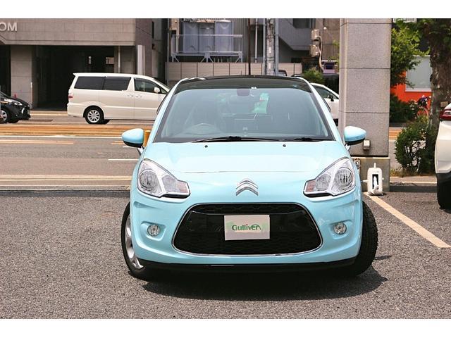 「シトロエン」「C3」「コンパクトカー」「広島県」の中古車4