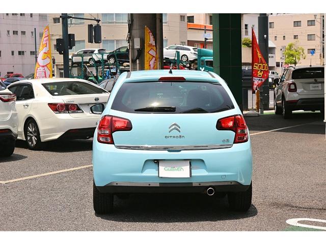 「シトロエン」「C3」「コンパクトカー」「広島県」の中古車5