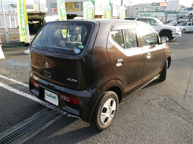 「スズキ」「アルト」「軽自動車」「山口県」の中古車7