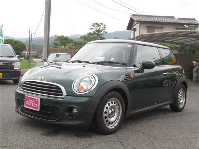 「MINI」「MINI」「コンパクトカー」「山口県」の中古車7