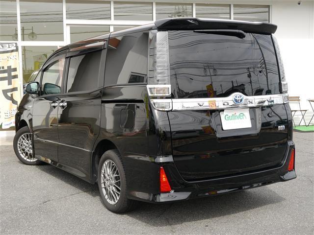 「トヨタ」「ヴォクシー」「ミニバン・ワンボックス」「山口県」の中古車2