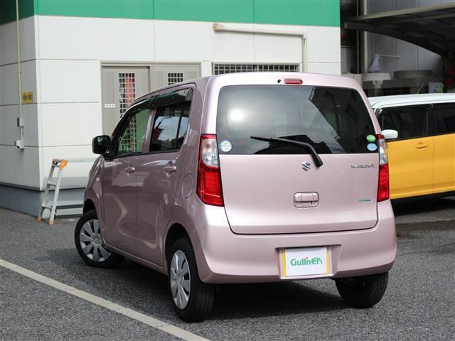 「スズキ」「ワゴンR」「コンパクトカー」「山口県」の中古車2