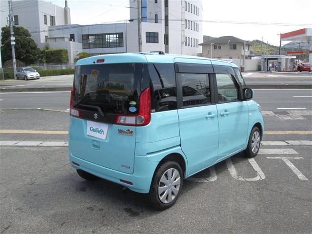 「スズキ」「スペーシア」「コンパクトカー」「山口県」の中古車8