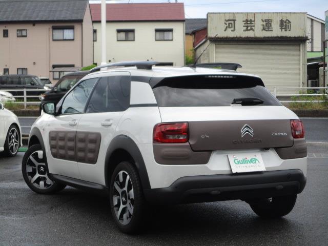 「シトロエン」「シトロエン C4 カクタス」「SUV・クロカン」「三重県」の中古車2
