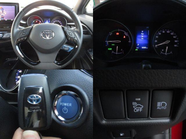 「トヨタ」「C-HR」「SUV・クロカン」「三重県」の中古車5