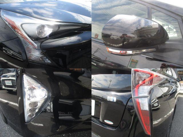 S トヨタセーフティセンスP 社外9型ナビ スマートキー プッシュスタート(6枚目)