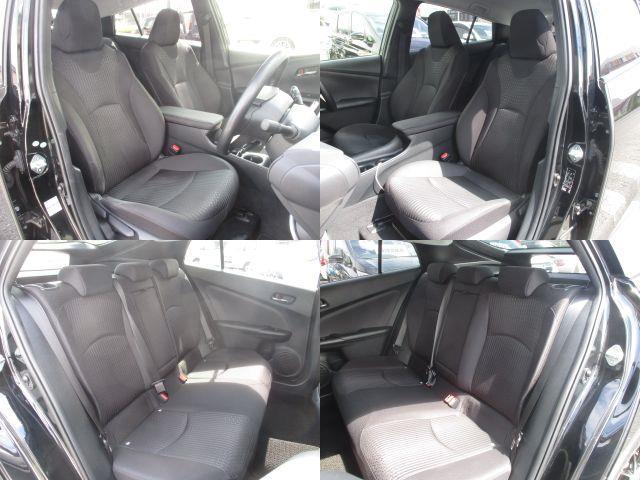 S トヨタセーフティセンスP 社外9型ナビ スマートキー プッシュスタート(16枚目)