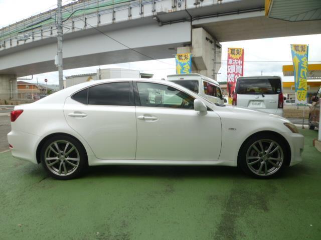 「レクサス」「IS」「セダン」「和歌山県」の中古車6