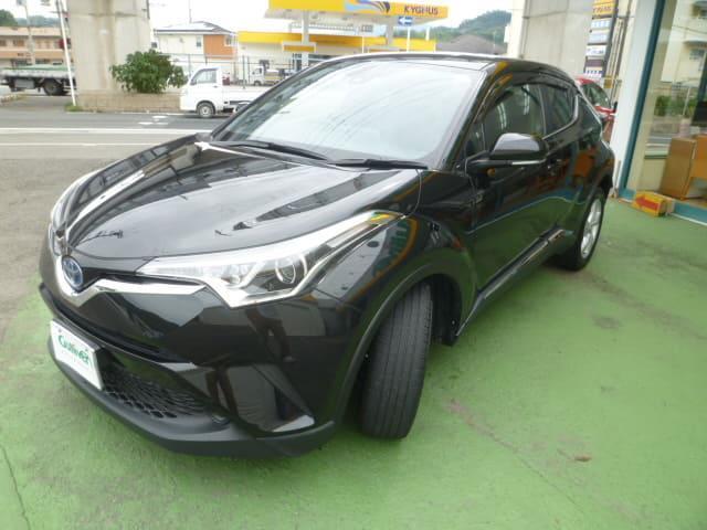 「トヨタ」「C-HR」「SUV・クロカン」「和歌山県」の中古車4