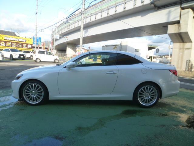 「レクサス」「IS」「オープンカー」「和歌山県」の中古車9