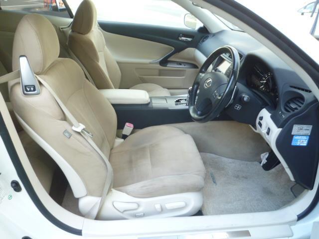 「レクサス」「IS」「オープンカー」「和歌山県」の中古車13