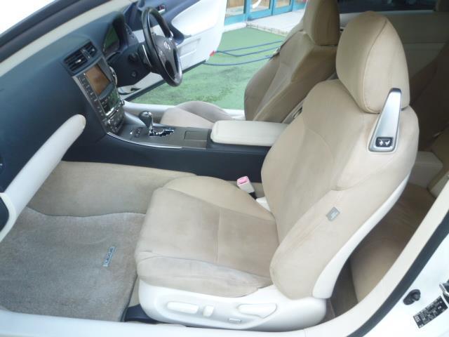 「レクサス」「IS」「オープンカー」「和歌山県」の中古車14