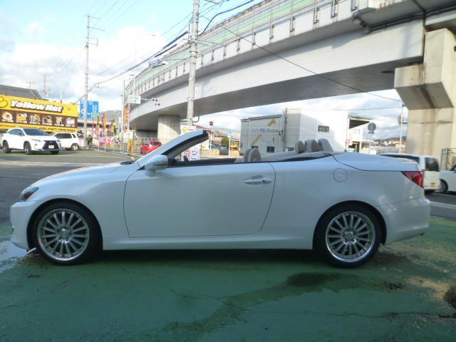 「レクサス」「IS」「オープンカー」「和歌山県」の中古車20