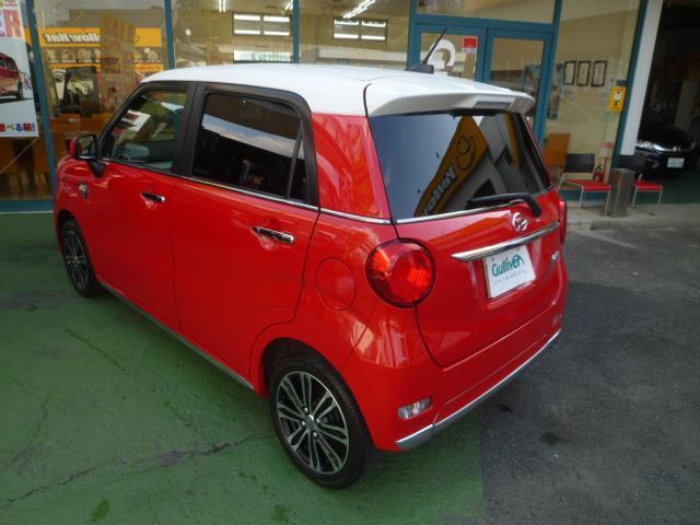 「ダイハツ」「キャスト」「コンパクトカー」「和歌山県」の中古車2