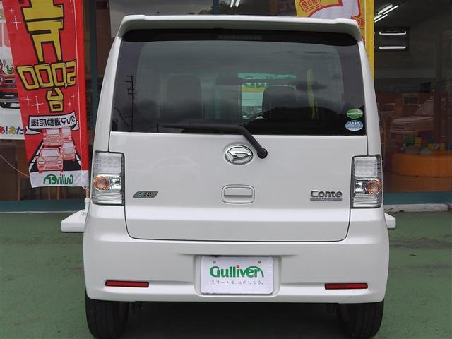 「ダイハツ」「ムーヴコンテ」「コンパクトカー」「和歌山県」の中古車8