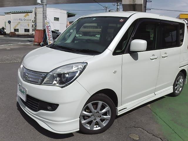 「スズキ」「ソリオ」「ミニバン・ワンボックス」「和歌山県」の中古車5