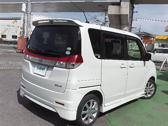「スズキ」「ソリオ」「ミニバン・ワンボックス」「和歌山県」の中古車8