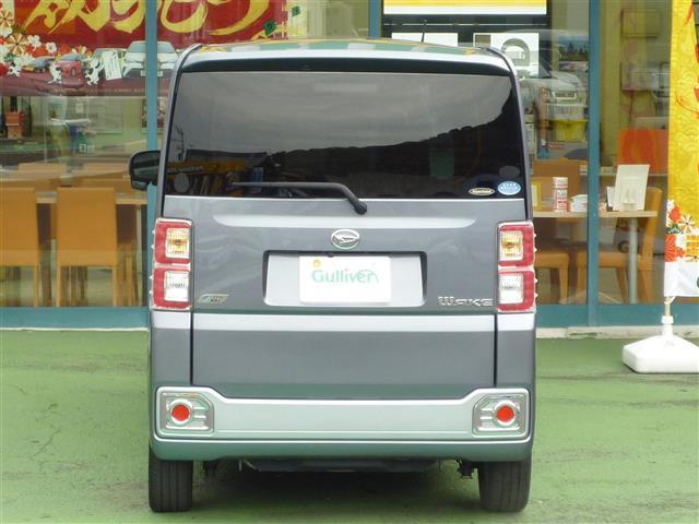 「ダイハツ」「ウェイク」「コンパクトカー」「和歌山県」の中古車7