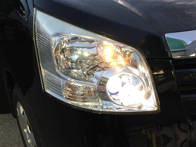 トヨタ ノア X Lセレクション ワンオーナー 片側パワスラ HDDナビ