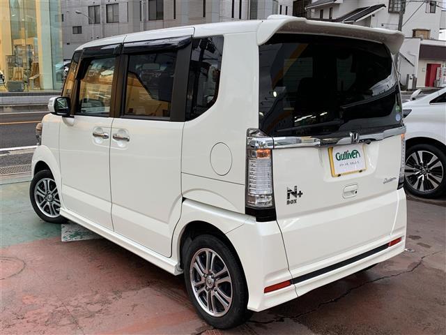 「ホンダ」「N-BOX+カスタム」「コンパクトカー」「京都府」の中古車2