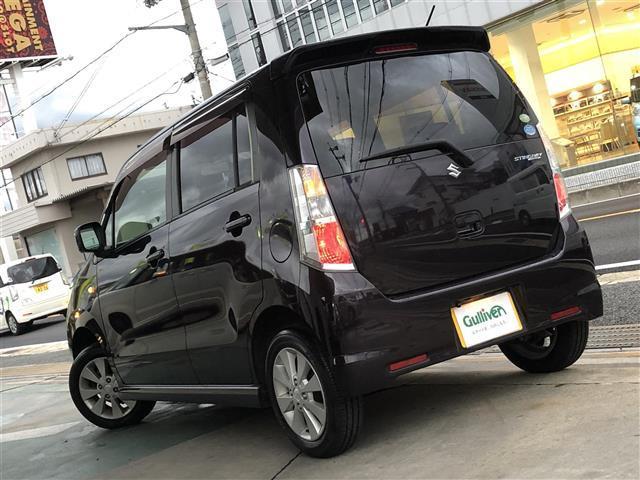 「スズキ」「ワゴンRスティングレー」「コンパクトカー」「京都府」の中古車8