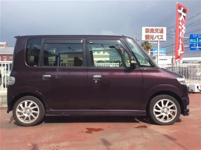 「ダイハツ」「タント」「コンパクトカー」「京都府」の中古車6
