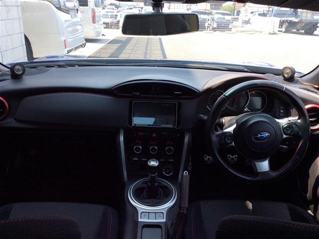 S 後期モデル6MT ロッソモデロマフラー ナビフルセグTV(3枚目)