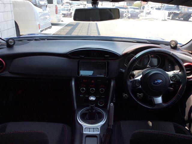 S 後期モデル6MT ロッソモデロマフラー ナビフルセグTV(17枚目)
