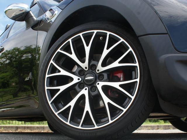 ジョンクーパーワークス 6速MT 4WD ターボ 黒皮(8枚目)
