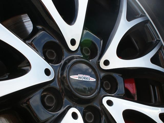 ジョンクーパーワークス 6速MT 4WD ターボ 黒皮(14枚目)