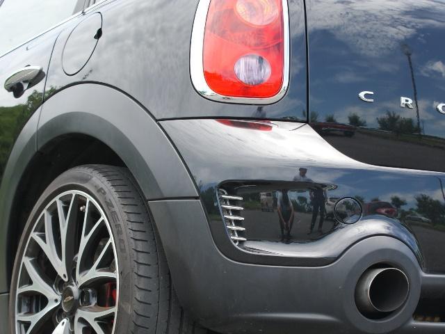 ジョンクーパーワークス 6速MT 4WD ターボ 黒皮(18枚目)
