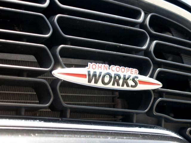 ジョンクーパーワークス 6速MT 4WD ターボ 黒皮(19枚目)