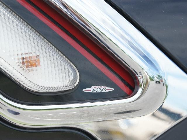 ジョンクーパーワークス 6速MT 4WD ターボ 黒皮(20枚目)