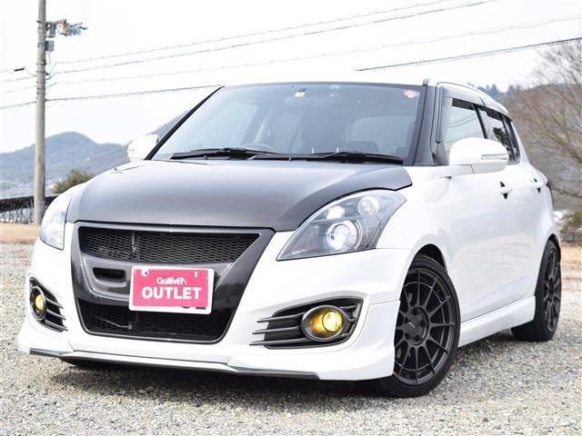 「スズキ」「スイフト」「コンパクトカー」「兵庫県」の中古車8
