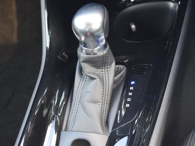 G TOYOTAセーフティーセンス プリクラッシュ TRDエクストリームスポイラー オーバーフェンダー TRDマッドガード トランクスポイラー 純正ナビフルセグ 黒革シート LEDシーケンシャルライト(18枚目)