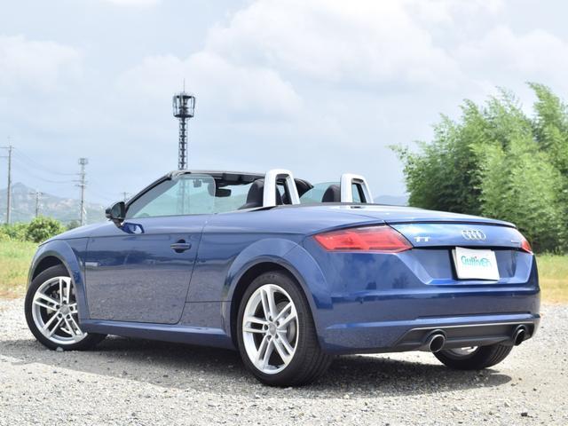 2.0TFSIクワトロ 4WD バーチャルコクピット 純正ナビ電動OP 純正アルミホイール ドライブレコーダー ETC LEDヘッドライト パドルシフト ステアリングリモコン BlueTooth接続可 スマートキー(9枚目)