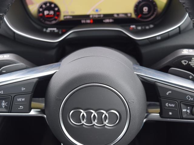 2.0TFSIクワトロ 4WD バーチャルコクピット 純正ナビ電動OP 純正アルミホイール ドライブレコーダー ETC LEDヘッドライト パドルシフト ステアリングリモコン BlueTooth接続可 スマートキー(27枚目)