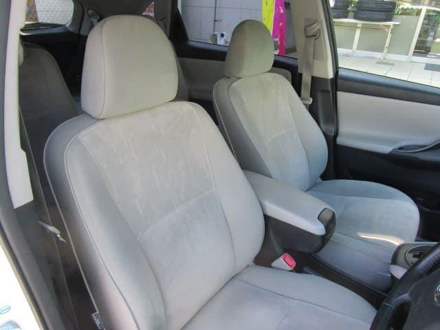 240G ワンオーナー 4WD HDDナビ ETC プッシュスタート HID フォグライト 純正16インチAW 前席パワーシート 電動格納ミラー(6枚目)