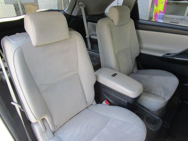 240G ワンオーナー 4WD HDDナビ ETC プッシュスタート HID フォグライト 純正16インチAW 前席パワーシート 電動格納ミラー(8枚目)