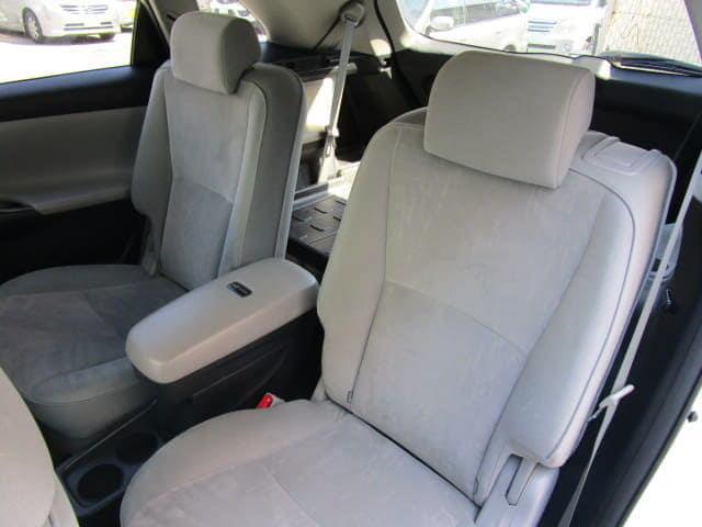 240G ワンオーナー 4WD HDDナビ ETC プッシュスタート HID フォグライト 純正16インチAW 前席パワーシート 電動格納ミラー(9枚目)