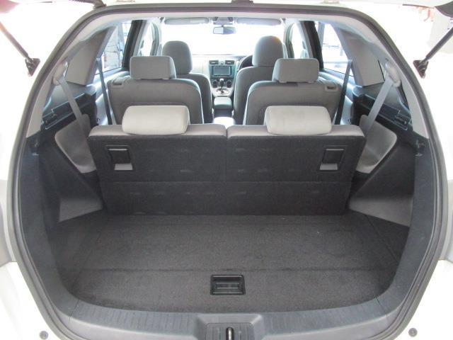 240G ワンオーナー 4WD HDDナビ ETC プッシュスタート HID フォグライト 純正16インチAW 前席パワーシート 電動格納ミラー(12枚目)