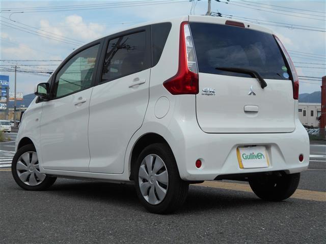 「三菱」「eKワゴン」「コンパクトカー」「京都府」の中古車12