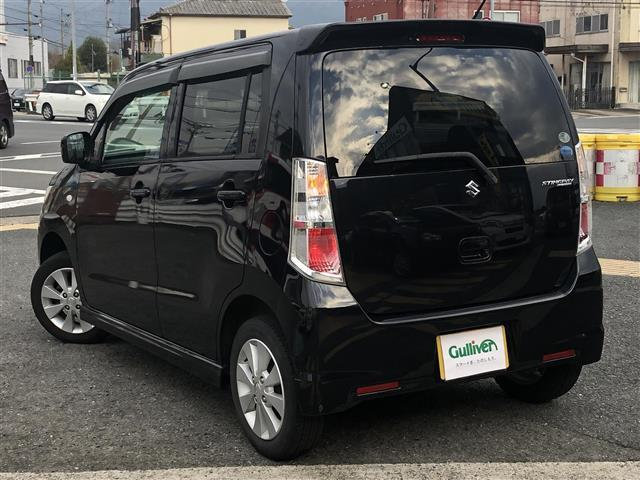 「スズキ」「ワゴンRスティングレー」「コンパクトカー」「京都府」の中古車2