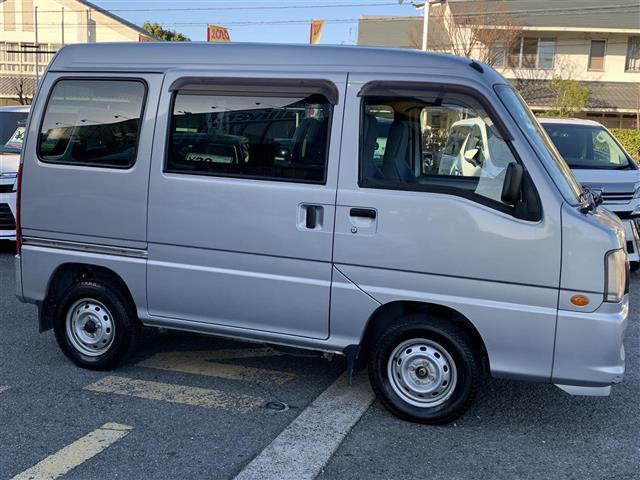 「スバル」「サンバーバン」「軽自動車」「京都府」の中古車5